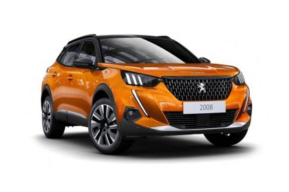 Peugeot 2008 SUV SUV 1.2 PureTech 130PS GT 5Dr Manual [Start Stop]